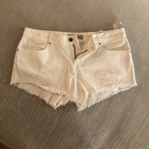 Zara shorts size 8